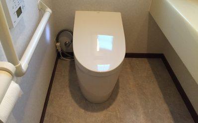 神戸市西区 T様邸 トイレ工事