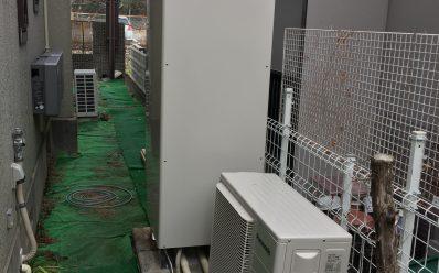 神戸市西区 M様邸 エコキュート取替工事