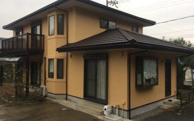 神戸市西区 N様邸 外壁屋根塗装工事
