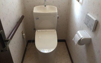 三木市 K様邸 トイレ工事